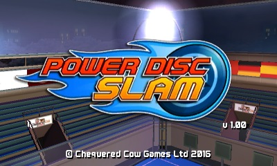 Power Disc Slam – 3DS
