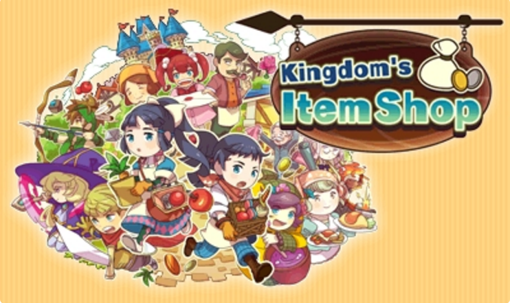 Kingdom's Item Shop 3DS Review