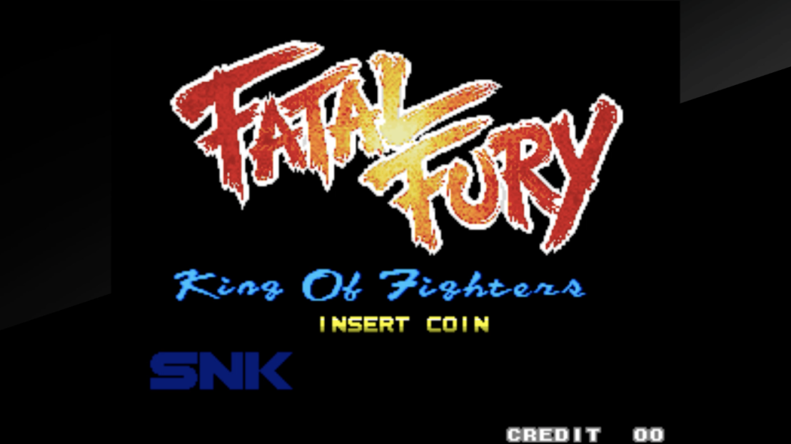 Fatal Fury: King of Fighters – SwitchReview