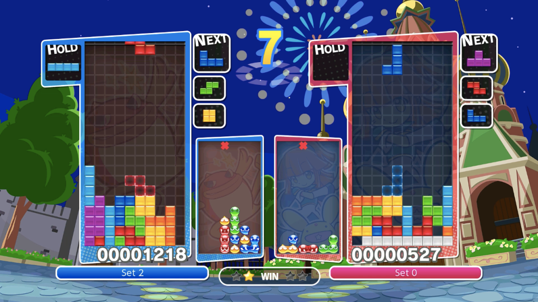 Puyo Puyo Tetris – Switch Review