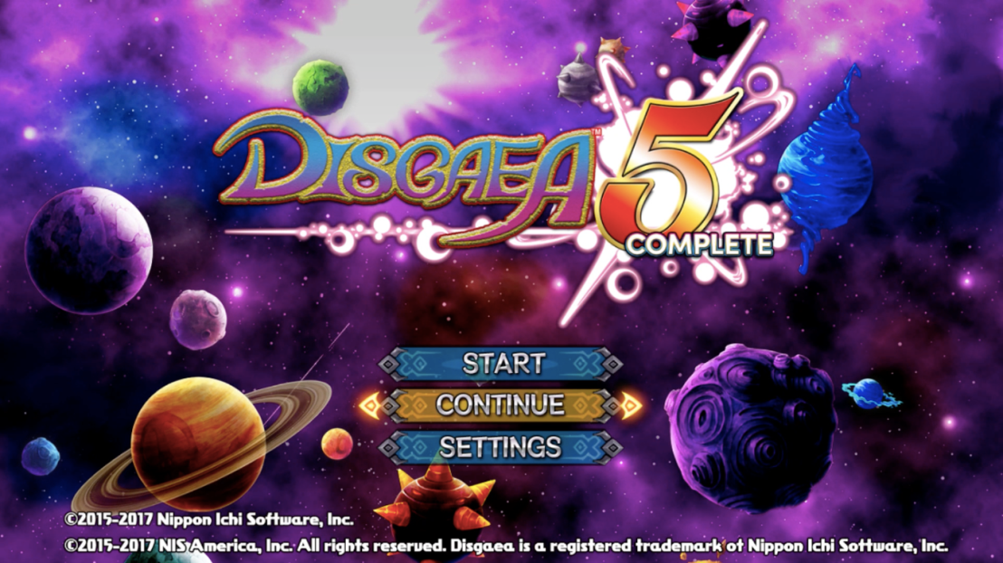 Disgaea 5 – Complete – SwitchReview