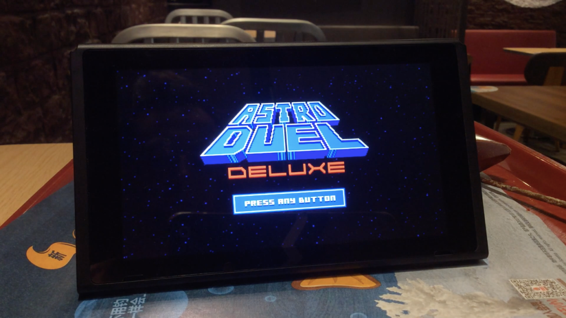 Astro Duel Deluxe – Switch Review
