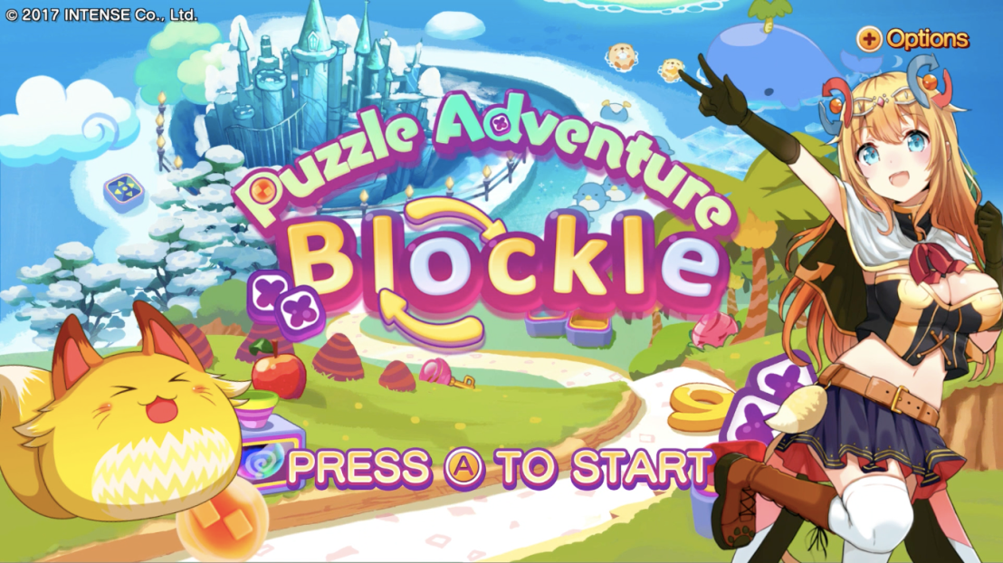Puzzle Adventure Blockle – Switch Review