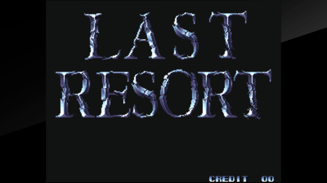 Last Resort – Switch Review