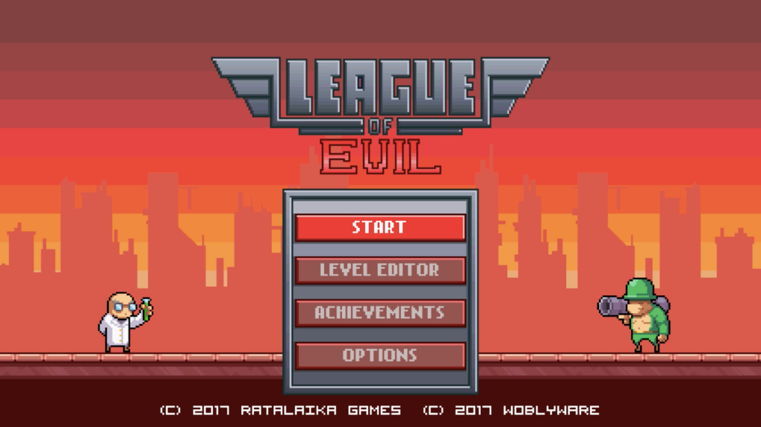 League of Evil – Switch Review