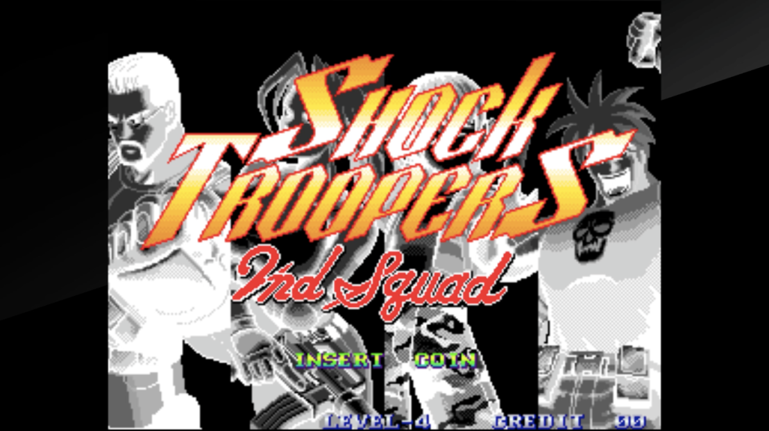 Shock Troopers: 2nd Squad – Switch Review