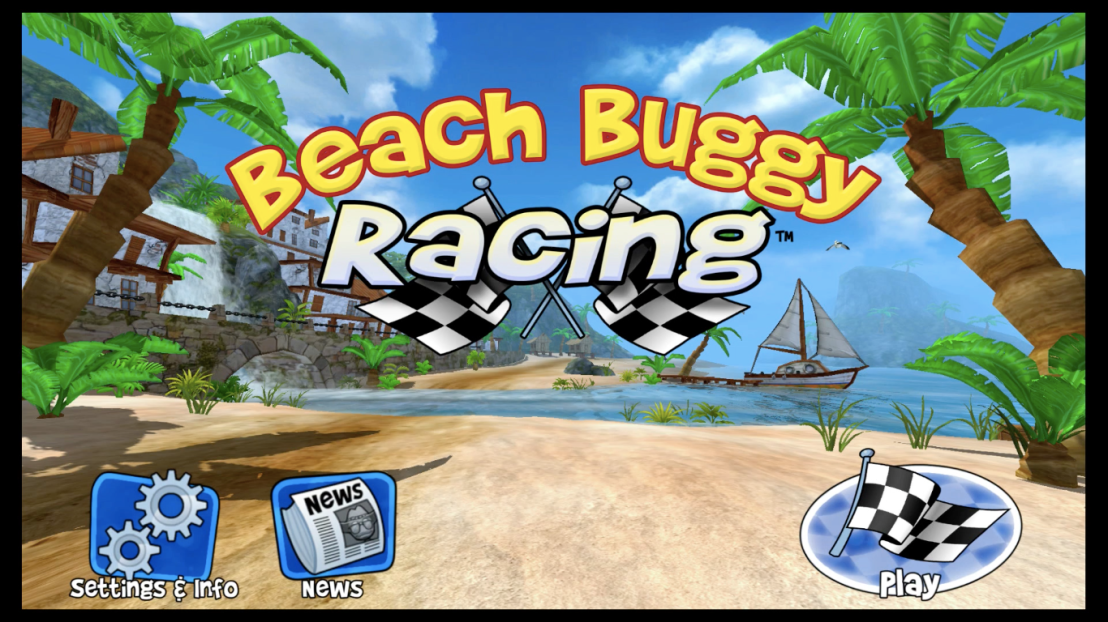 Beach Buggy Racing – SwitchReview