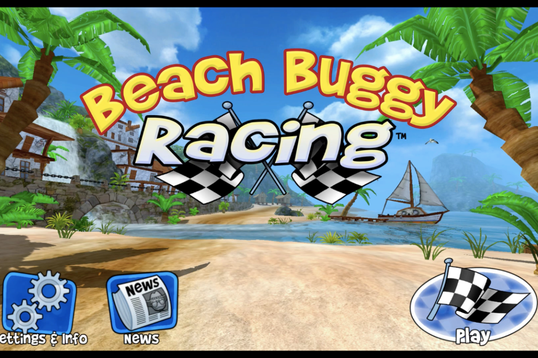 Beach Buggy Racing – Switch Review