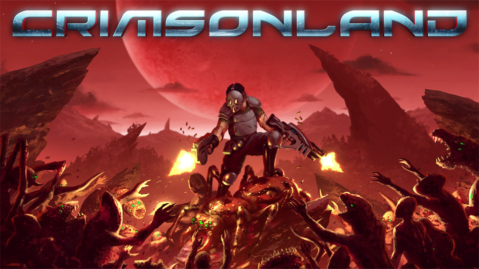 Crimsonland – Switch Review