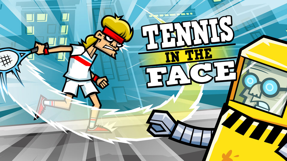Tennis in the Face – SwitchReview